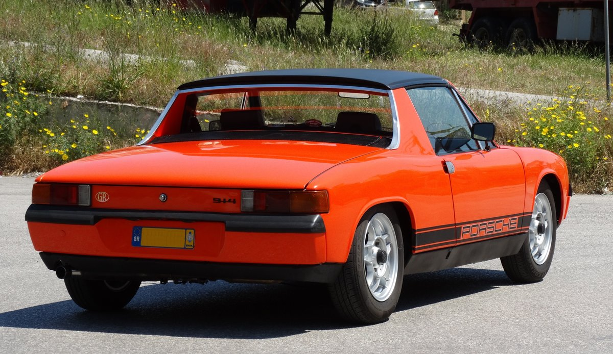 1971 Porsche 914/4, fully restored For Sale (picture 3 of 6)