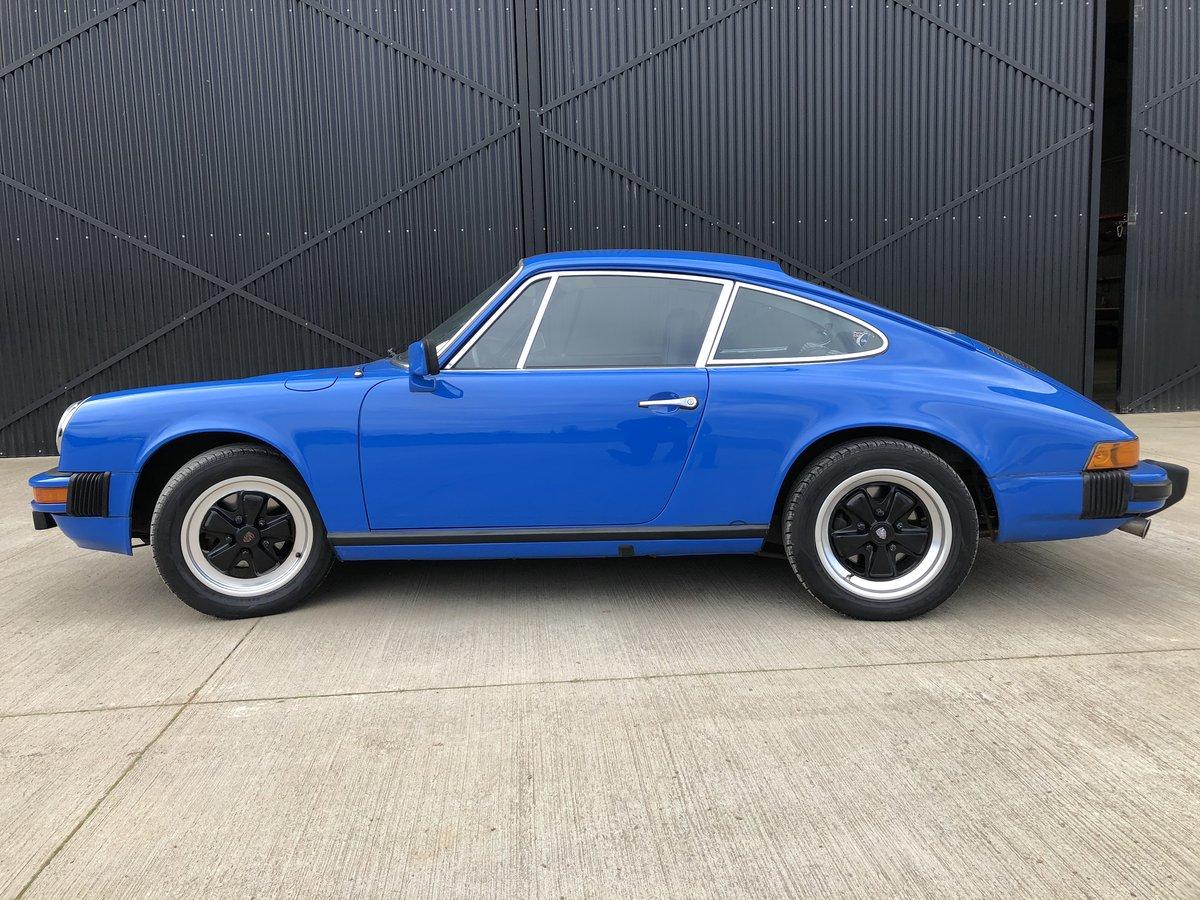 1976 Porsche 911 2.7 S For Sale (picture 3 of 14)