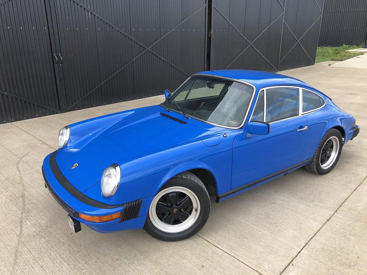1976 Porsche 911 2.7 S For Sale (picture 7 of 14)