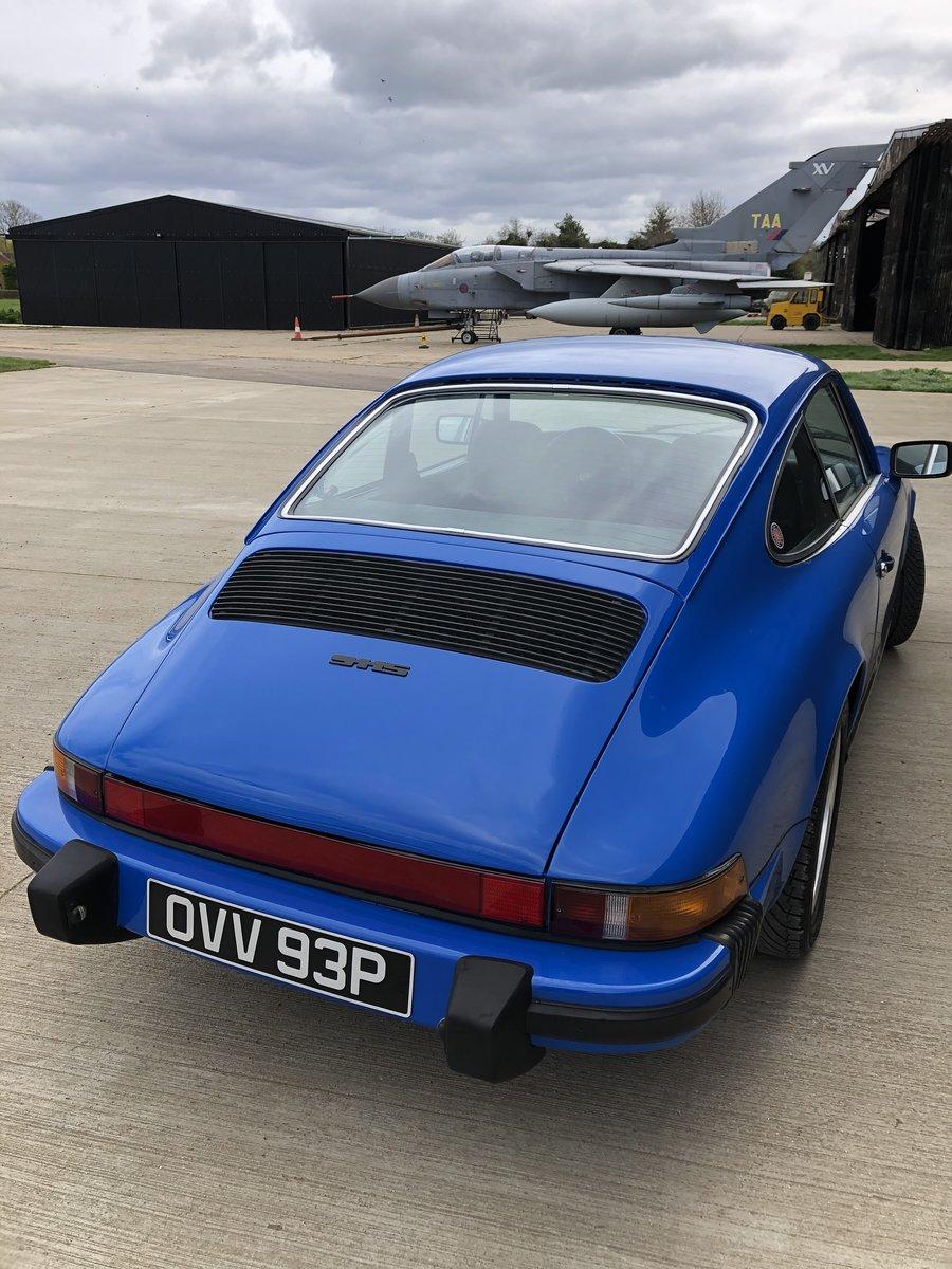 1976 Porsche 911 2.7 S For Sale (picture 11 of 14)
