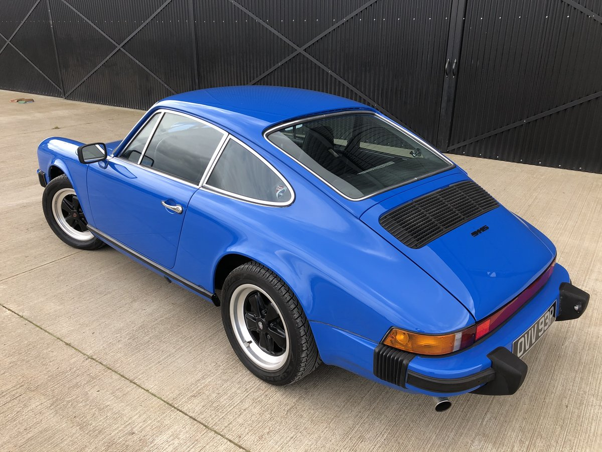 1976 Porsche 911 2.7 S For Sale (picture 12 of 14)