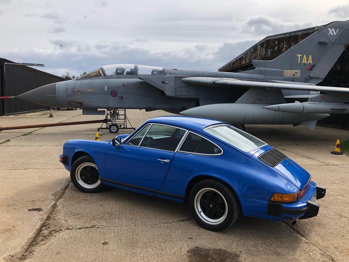 1976 Porsche 911 2.7 S For Sale (picture 13 of 14)