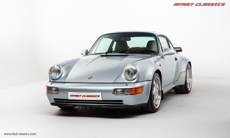 1993 PORSCHE 964 3.6 TURBO  For Sale (picture 2 of 7)