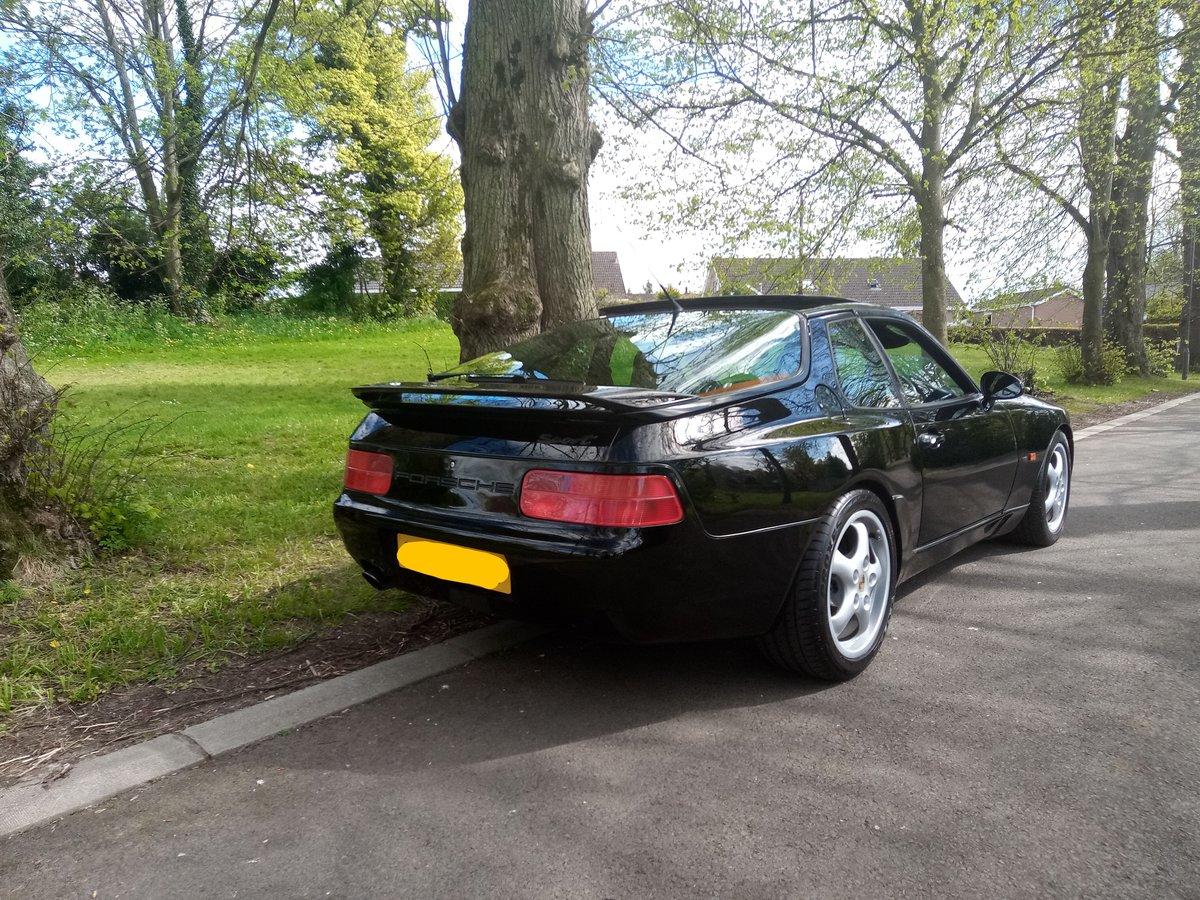 1994 BlACK PORSCHE 968 UK SPORT( Part exchange welcome) For Sale (picture 4 of 6)