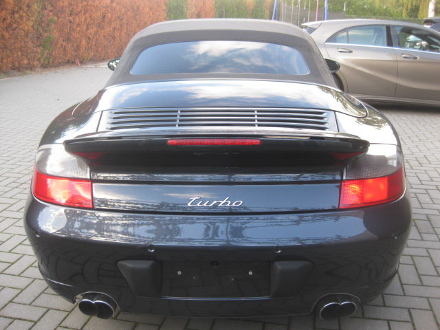 2004 PORSCHE 911 996 TURBO CABRIO X50 ! 450PK ! X50 COLLECTOR! For Sale (picture 3 of 6)