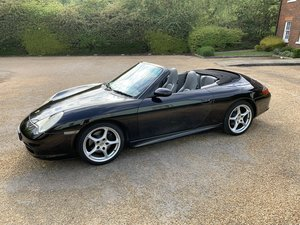Picture of 2003 Porsche 911 Carrera Convertible