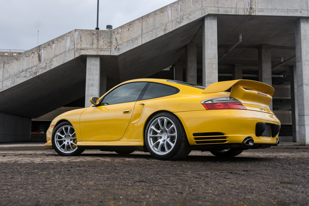 2004 Porsche GT2 For Sale (picture 2 of 6)