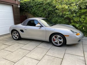 Picture of 2000 Porsche Boxster 3.2S 986 Manual 48,400miles FSH Exceptional SOLD