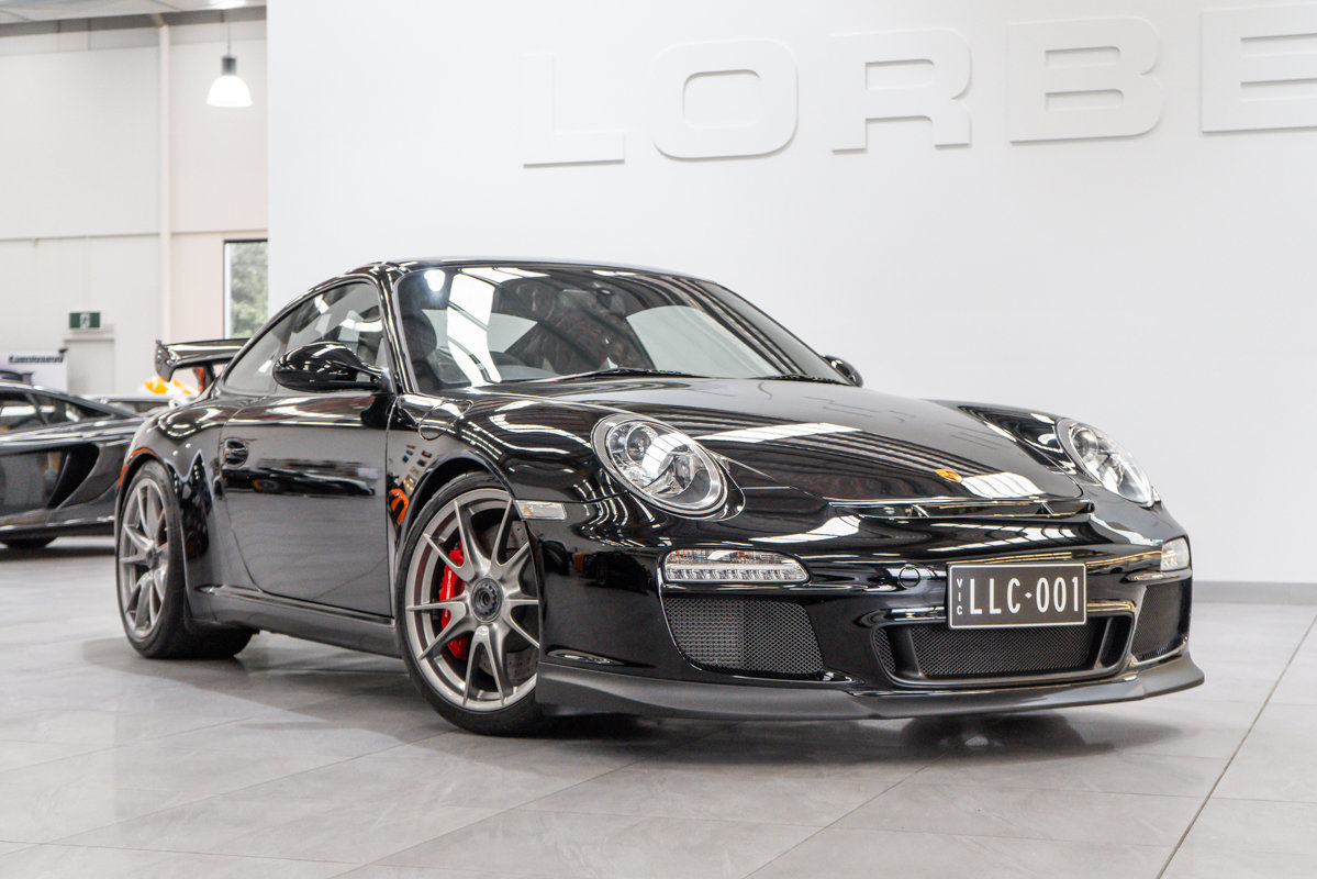 2009 PORSCHE 911 GT3 997.2 CLUBSPORT For Sale (picture 1 of 6)