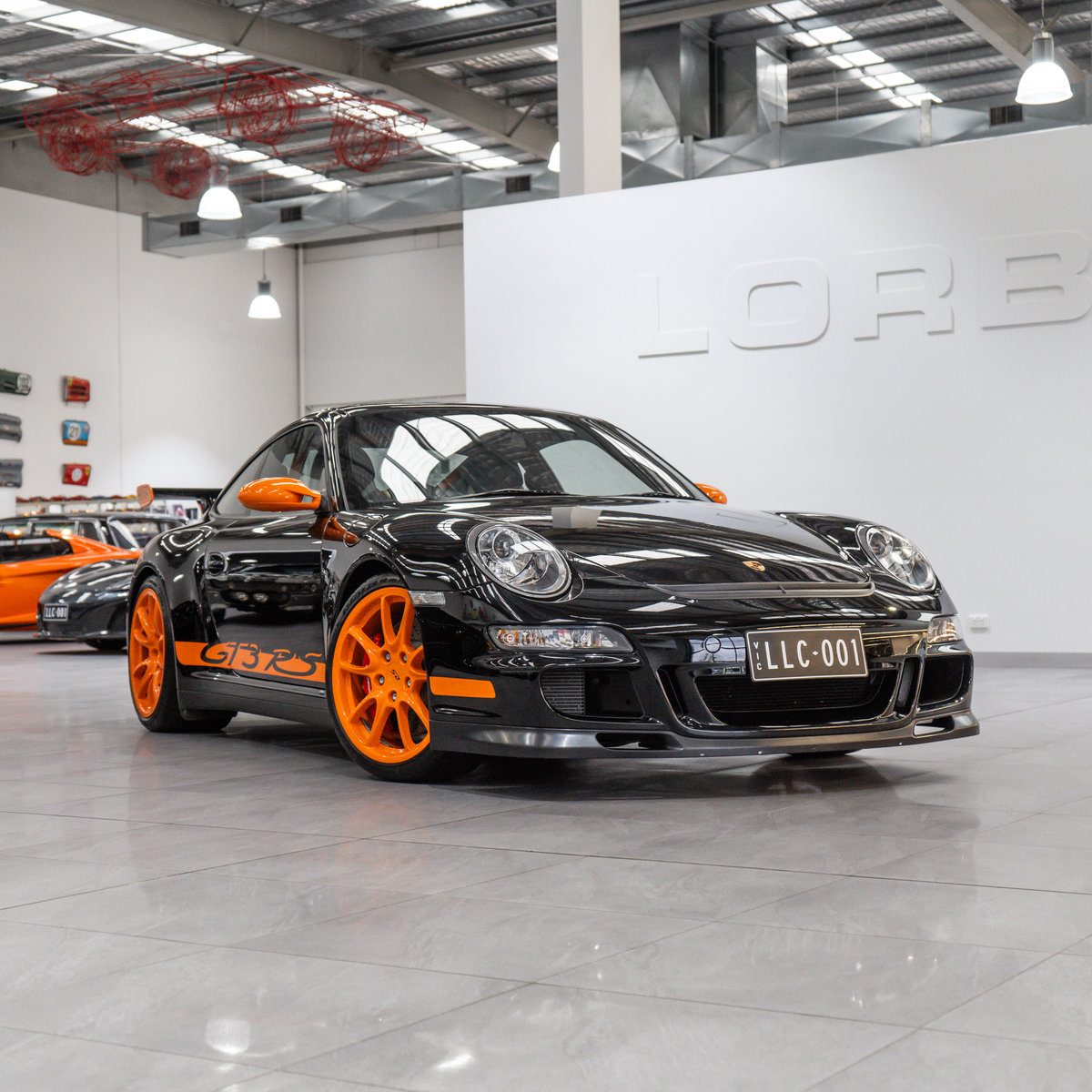 2007 PORSCHE 911 GT3 RS 997.1 For Sale (picture 1 of 6)