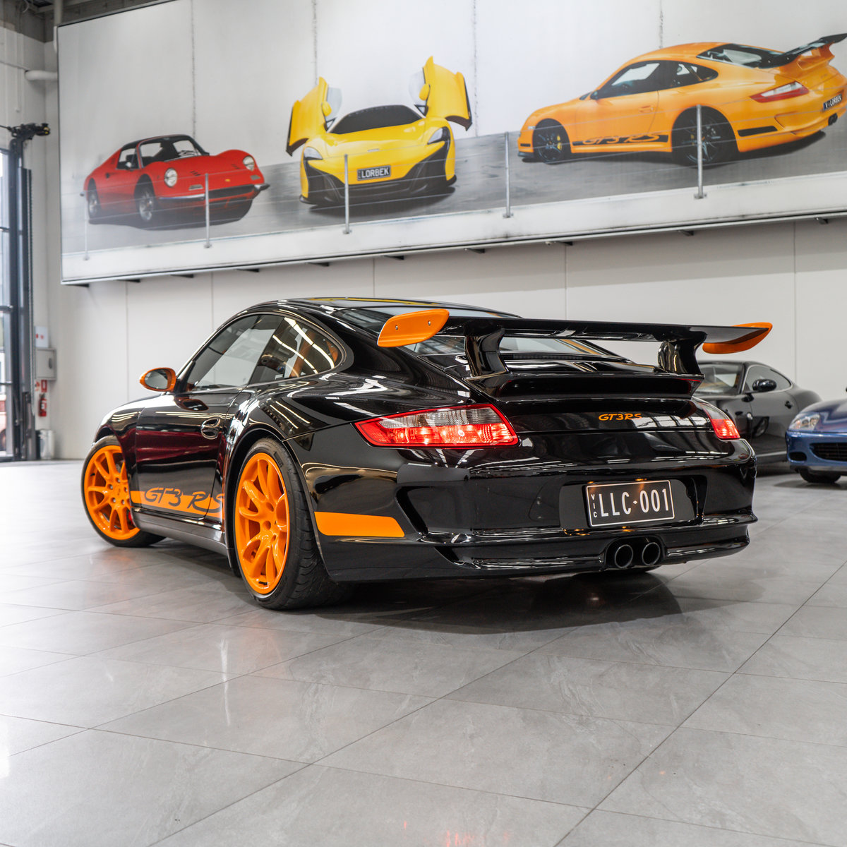 2007 PORSCHE 911 GT3 RS 997.1 For Sale (picture 2 of 6)