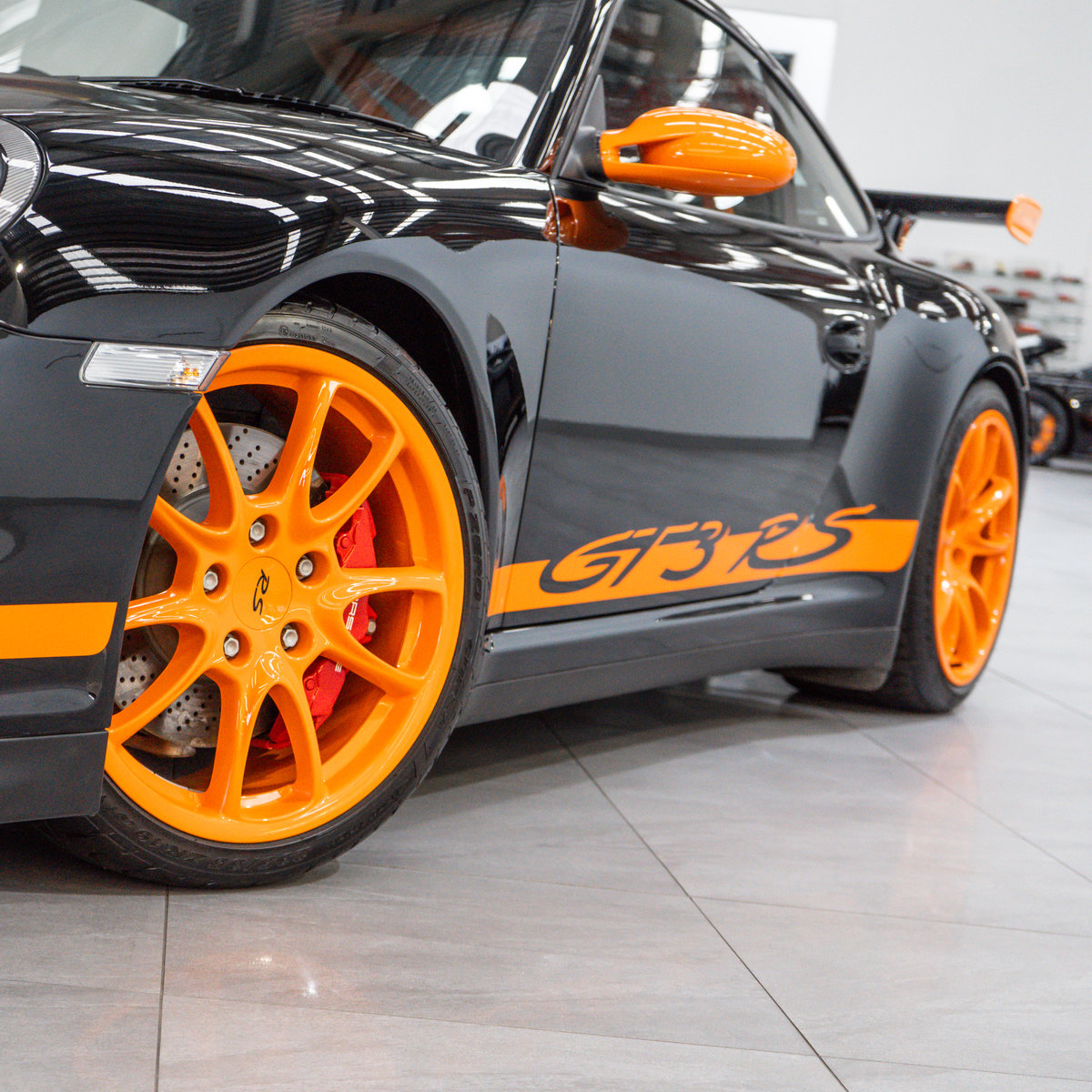 2007 PORSCHE 911 GT3 RS 997.1 For Sale (picture 5 of 6)
