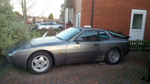 1985 Porsche 944 Turbo series 1 lhd non sunroof