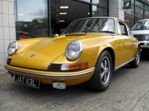 1973 Porsche 911 2.4 E RHD