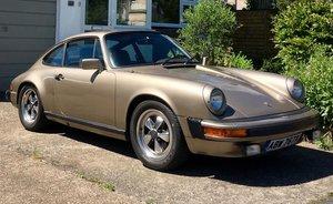 Porsche 911 3.0 SC Matching numbers LHD
