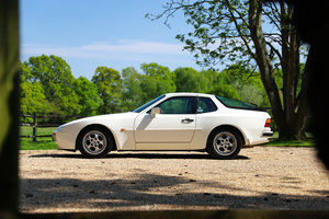 """1987 JUST ONE PRIVATE OWNER FROM NEW - ORIGINAL """"944"""" REG NUMBER For Sale"""
