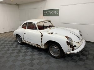 Porsche 356 sc coupe. Matching numbers.