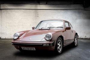 1976 Porsche 912E 2,0
