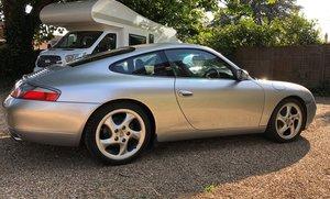 Porsche 911 996 Carrera Manual - IMS changed