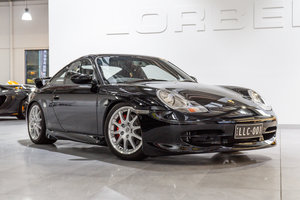 2000 911 GT3 CLUBSPORT For Sale