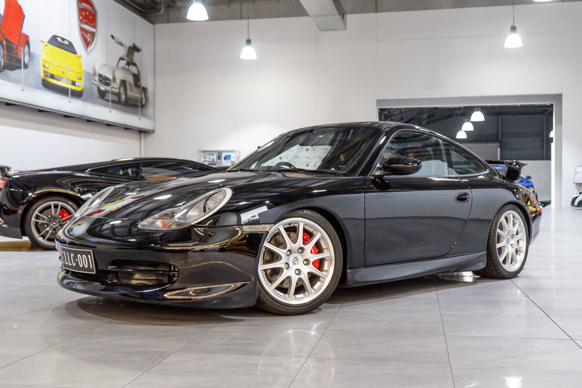 2000 911 GT3 CLUBSPORT For Sale (picture 6 of 6)