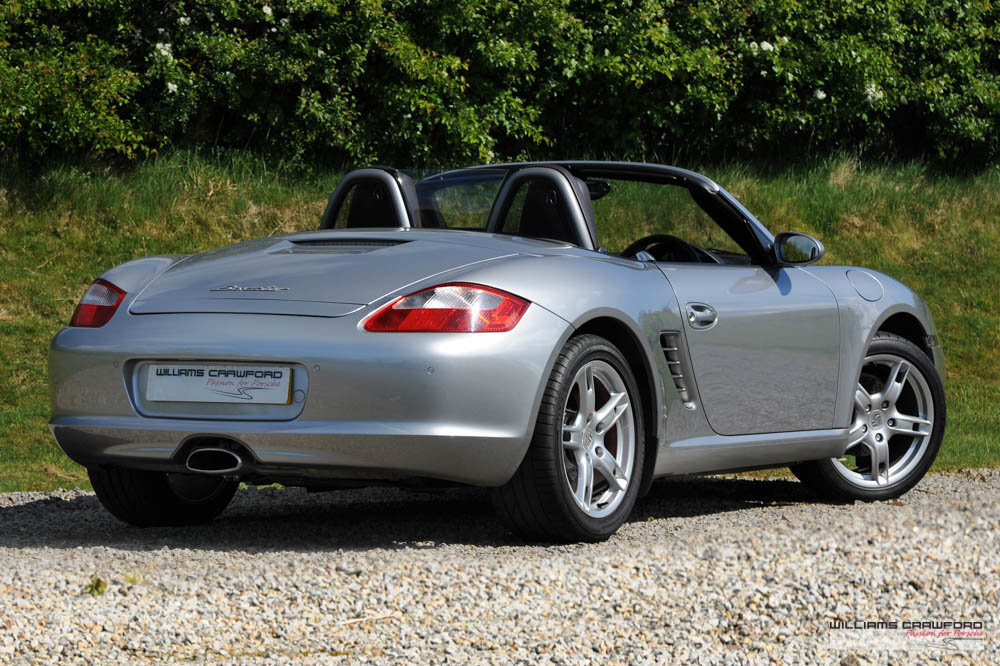 2007 Porsche 987 Boxster manual SOLD (picture 2 of 6)