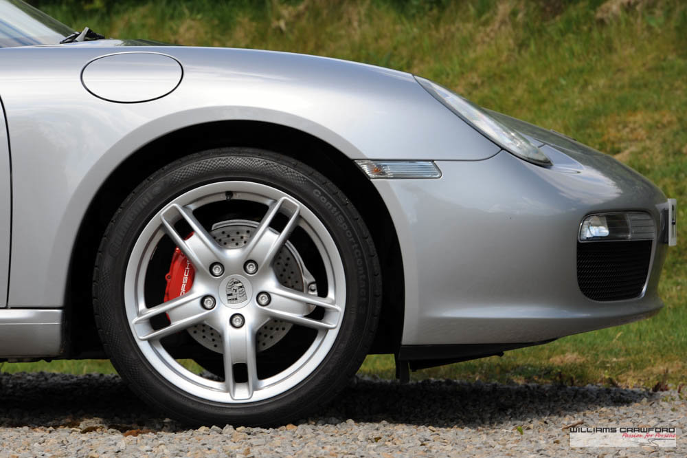 2007 Porsche 987 Boxster manual SOLD (picture 4 of 6)