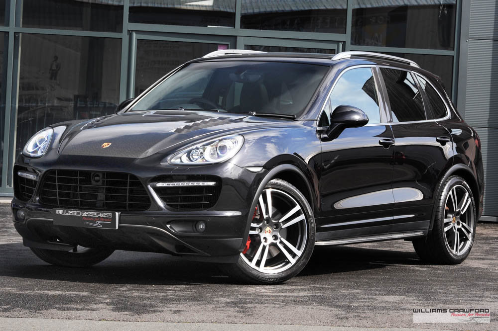 2010 (2011) Modified (650 bhp) Porsche Cayenne Turbo Tiptronic S  For Sale (picture 1 of 6)