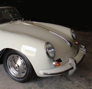 PORSCHE 356 Carrera 2 GS convertible