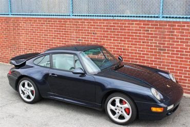 1993 Porsche 993 - Twin Turbo - GS CARS For Sale by Auction (picture 1 of 6)
