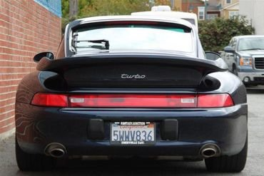 1993 Porsche 993 - Twin Turbo - GS CARS For Sale by Auction (picture 3 of 6)
