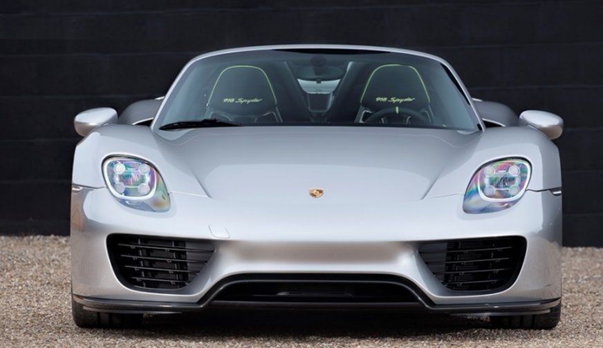 2015 Porsche 918 Spyder For Sale by Auction (picture 1 of 4)