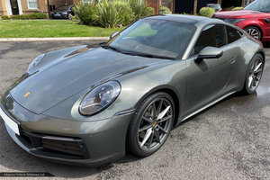 Huge Spec Porsche 911 992 Carrera 4S inc BOSE and Sport Exh.