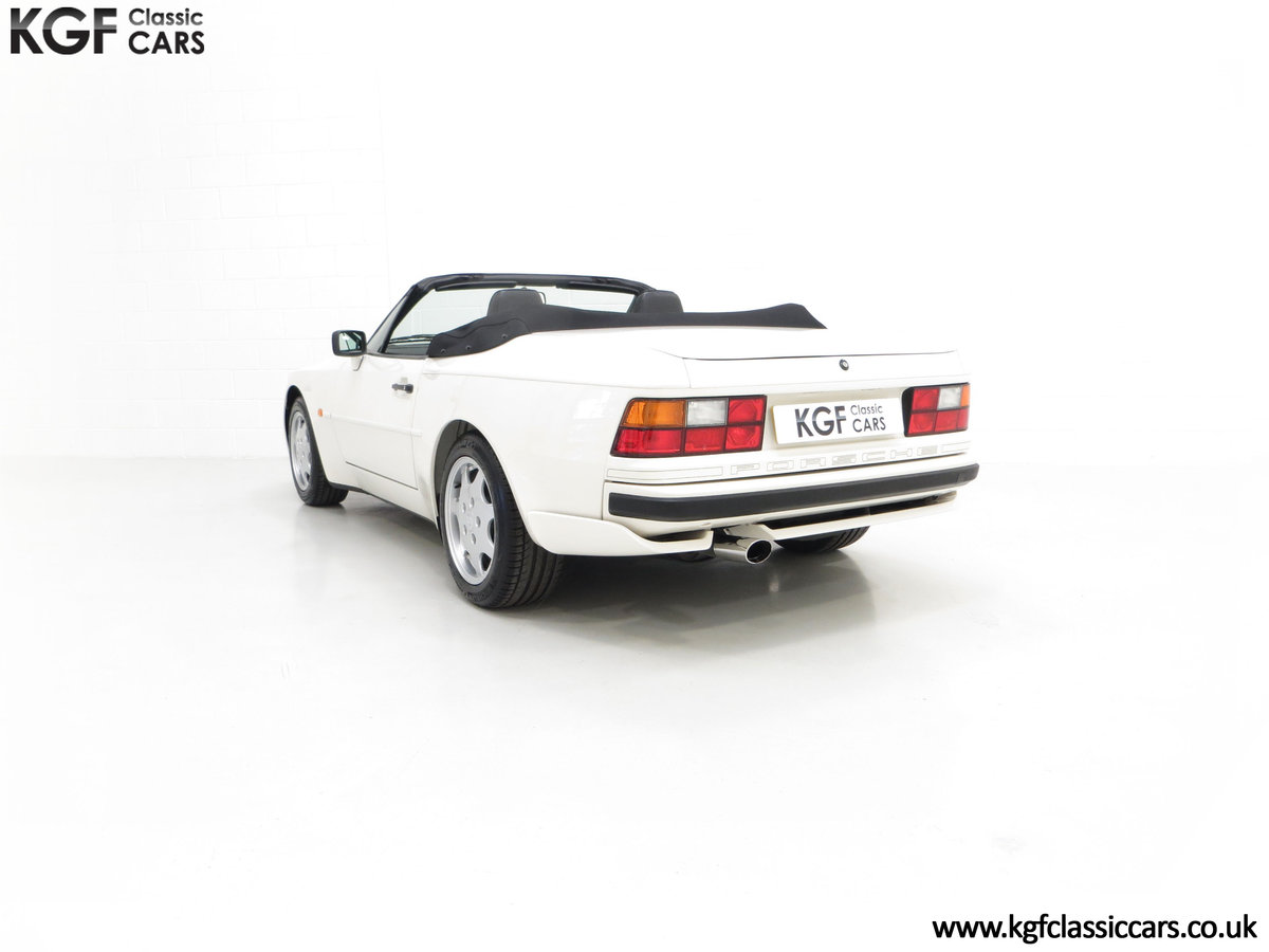 1989 A Collectors Porsche 944 S2 Cabriolet with 12,379 Miles For Sale (picture 8 of 24)