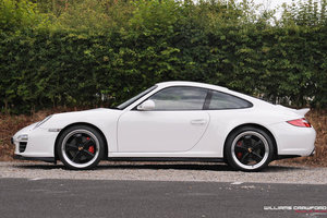 (2009 MY) modified Porsche 997 (Gen II) Carrera 4 S PDK