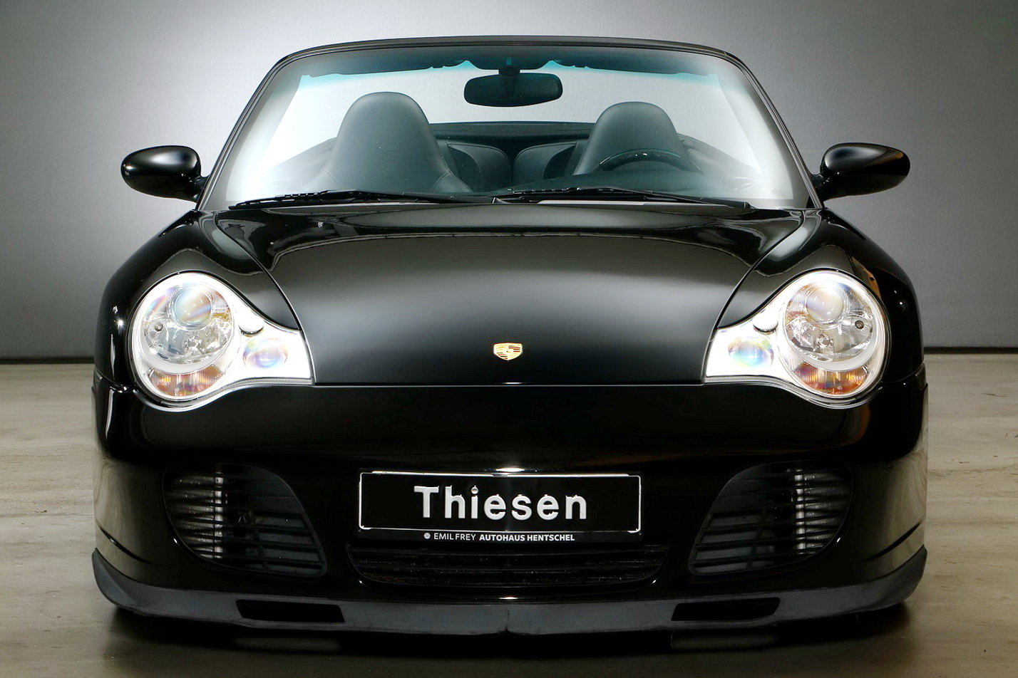 2005 Porsche 996 Turbo S Cabriolet For Sale (picture 3 of 6)