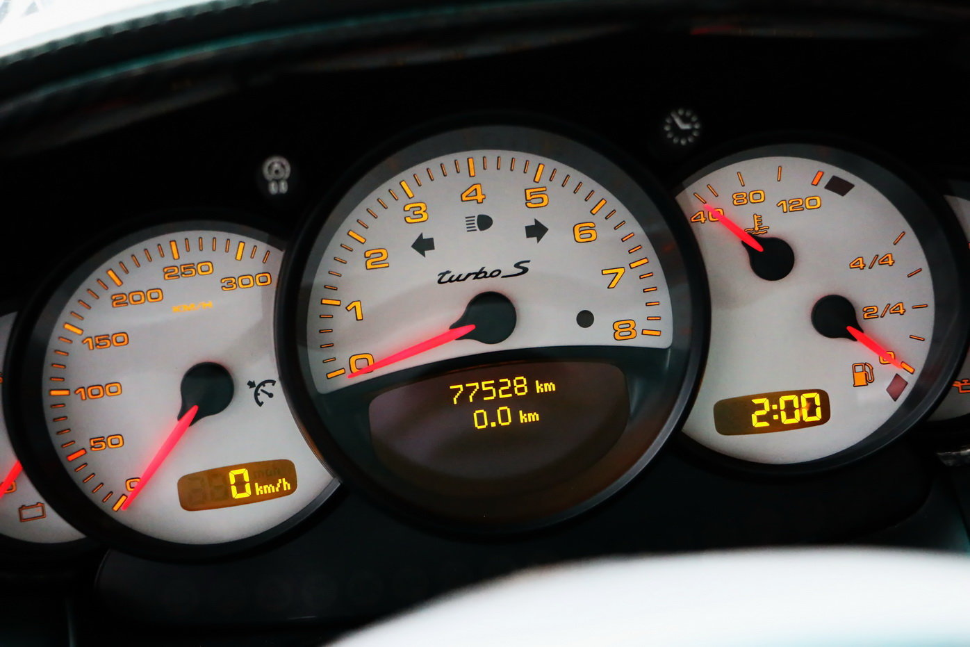 2005 Porsche 996 Turbo S Cabriolet For Sale (picture 6 of 6)
