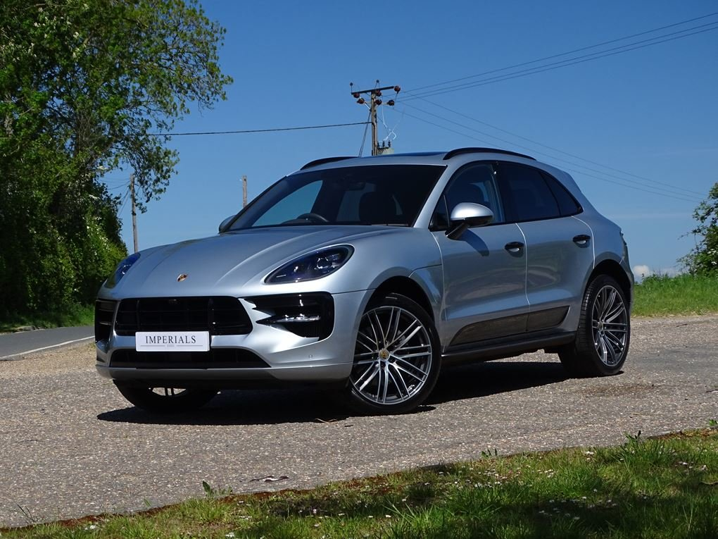 2019 Porsche  MACAN  S PDK 3.0 AUTO  49,948 For Sale (picture 1 of 24)