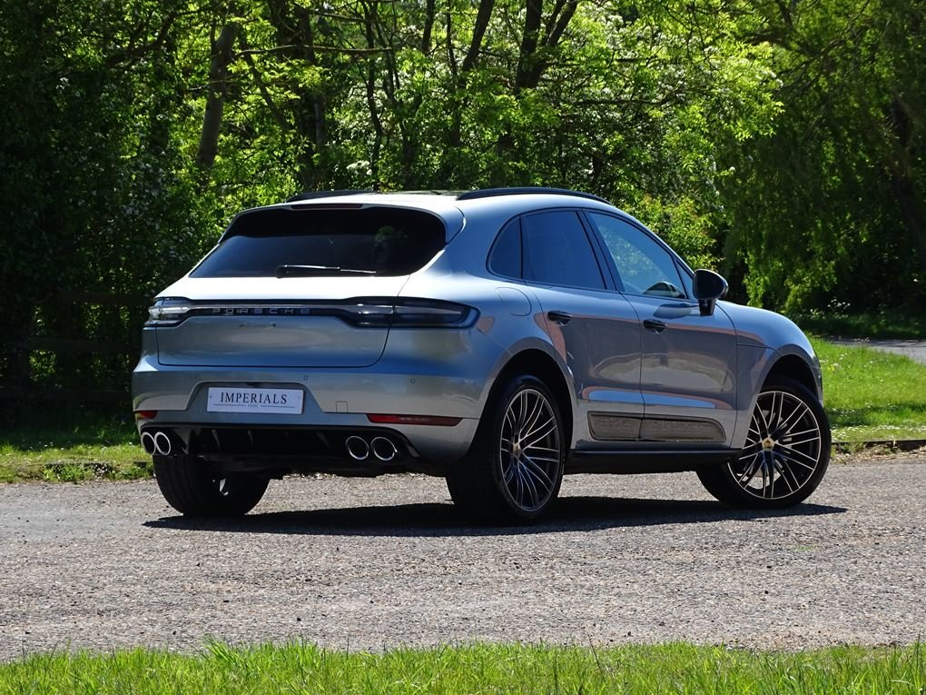 2019 Porsche  MACAN  S PDK 3.0 AUTO  49,948 For Sale (picture 5 of 24)