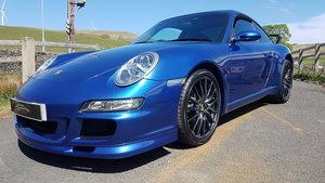 2005 Impeccable example gen 1 porsche 911 997 gt3 aero
