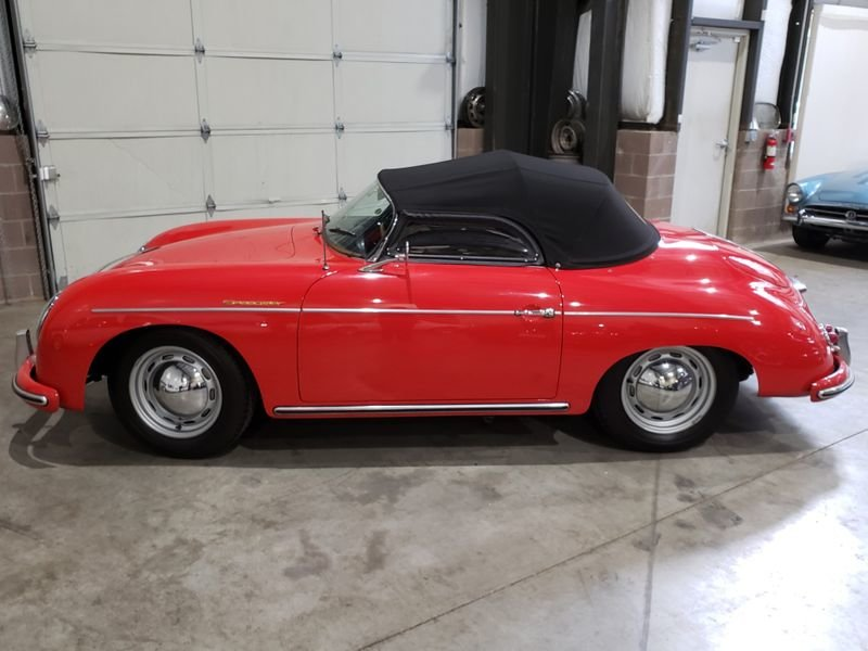 1956 Porsche 356A Speedster 1600 For Sale by Auction (picture 4 of 5)