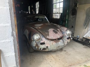 #23335 1963 Porsche 356B Super 90 Coupe