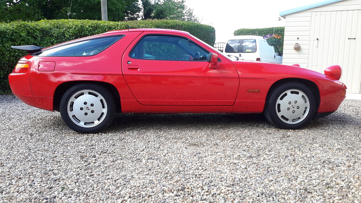 1988 PORSCHE 928 S4  5.0 v8 coupe automatic  For Sale (picture 3 of 6)
