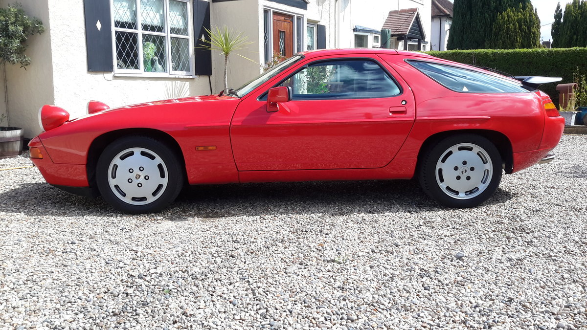 1988 PORSCHE 928 S4  5.0 v8 coupe automatic  For Sale (picture 4 of 6)