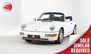 Picture of 1993 Porsche 964 Carrera 4 Cabriolet /// 66k Miles SOLD