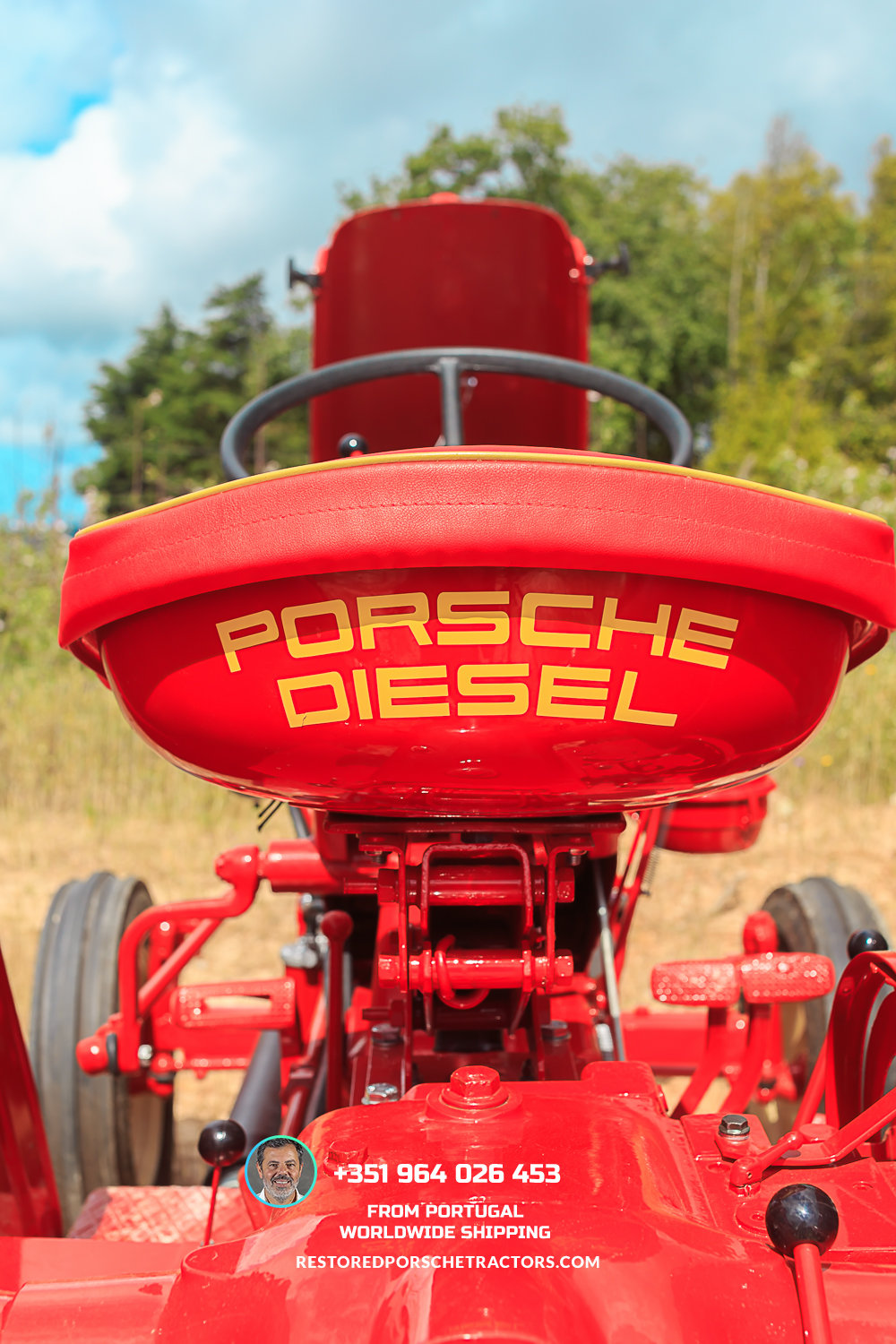 1961 Porsche Diesel Tractor For Sale (picture 4 of 6)