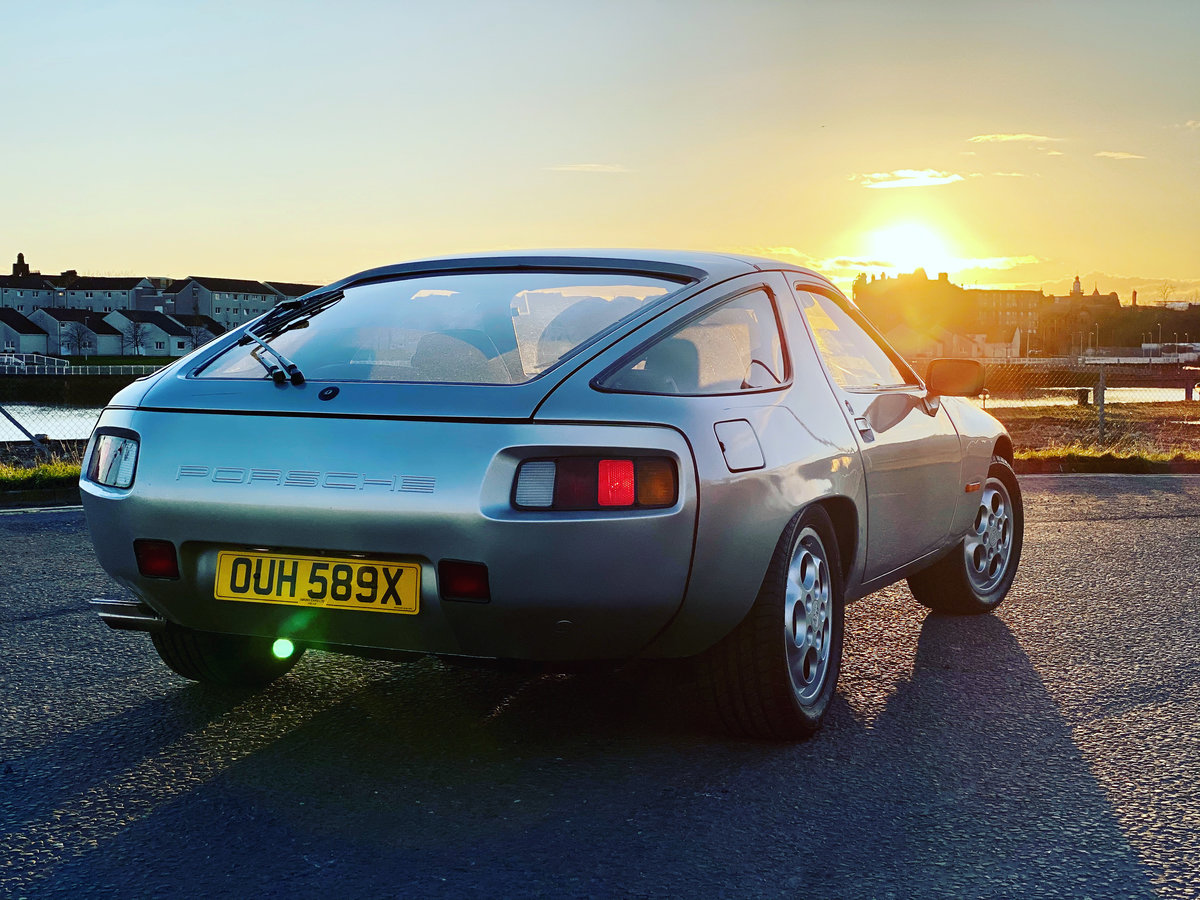 1982 STUNNING SERIES 1 PORSCHE 928  For Sale (picture 1 of 6)