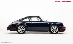 1990 PORSCHE 911 (964) CARRERA 4 // £30K + MECHANICAL OVERHAUL