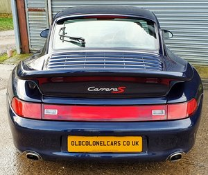 Picture of 1997 !! RESERVED!! Stunning 993 Carrera S - Widebody Carrera 2S  SOLD