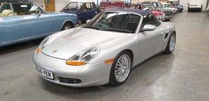 2000 Porsche Boxster 3.2S For Sale by Auction